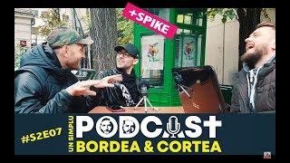 Bordea si Cortea Un Simplu Podcast USP S2E07 - PROPAGANDA (cu Spike)