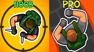 NOOB vs PRO - Hunter Assassin