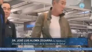 Se descartó el caso sospechoso de coronavirus en Tamaulipas