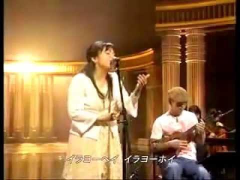 """『花』  『童神』  ★  夏川りみ """"Rimi Natsukawa"""" ★ ジェイク・シマブクロ"""