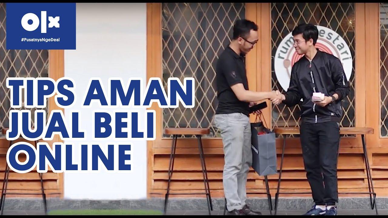 OLX Indonesia - Tips Aman Jual Beli Online - YouTube