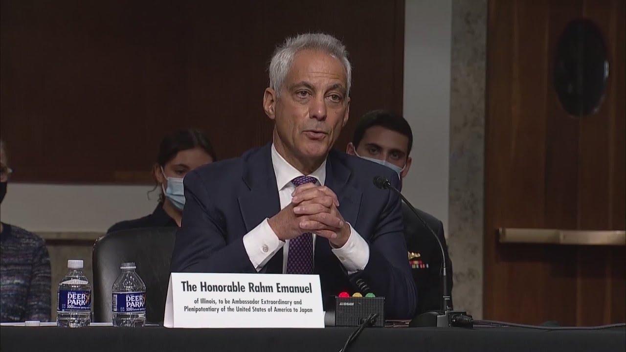 Download Great uncle of Laquan McDonald endorses Emanuel for US ambassadorship
