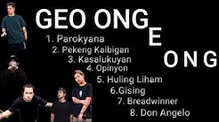 Geo Ong (all songs)
