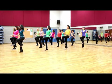 Keep The Faith - Line Dance (Dance & Teach in English & 中文)