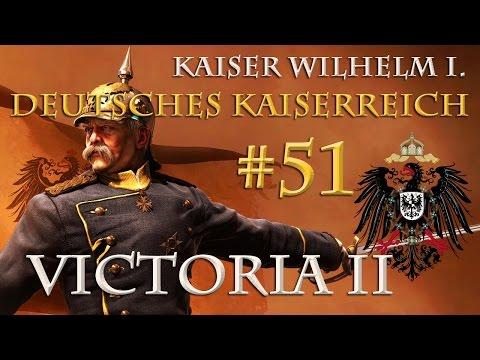 Let's Play Victoria 2 – Kaiserreich #51: Gebundene Hände (Wilhelm I.)