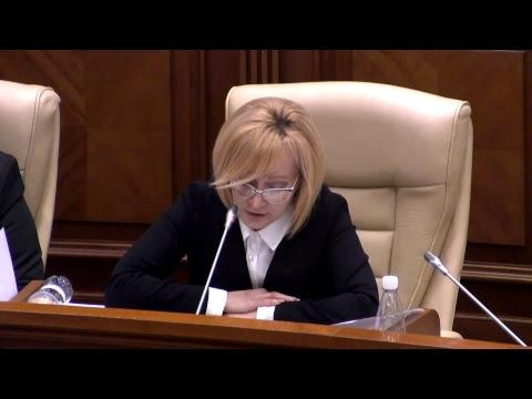 Şedinţa Parlamentului Republicii Moldova 21.12.2017