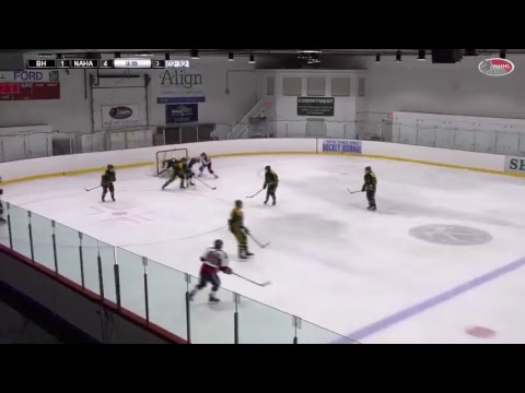 JWHL  Balmoral vs NAHA U-19  2017