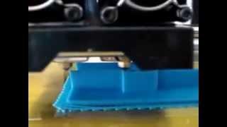 3d печать на 3d принтере(Печать подставки для визиток на 3d принтере. Прототипирование, печать изделий на 3D принтере, изготовление..., 2013-07-31T07:24:38.000Z)