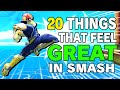 THE TOP 20 BEST THINGS IN SMASH ULTIMATE