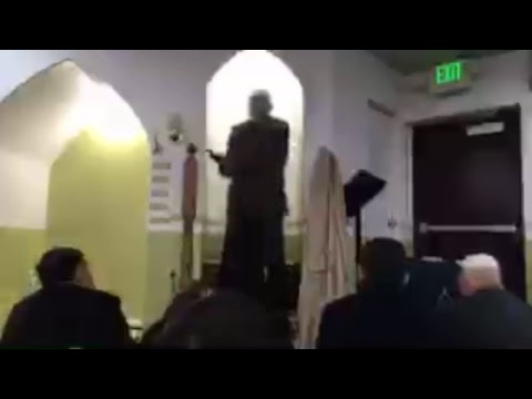 First khutbah at the Denver Islamic Society on 2/23/2018