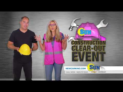Chevrolet Cruze Construction Specials