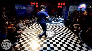 Bboy Axel vs Bboy Beetle | Finał Bboying Open 1vs1 - Street Noise 2019