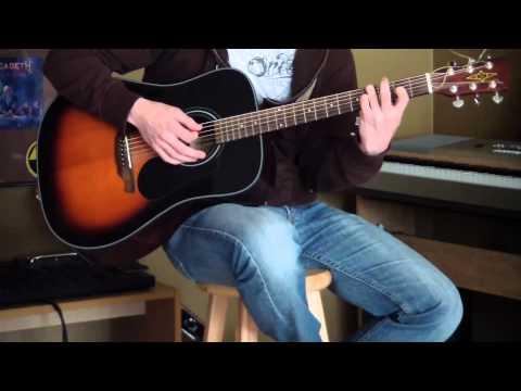 Goo Goo Dolls - Name Guitar Solo Lesson Tutorial