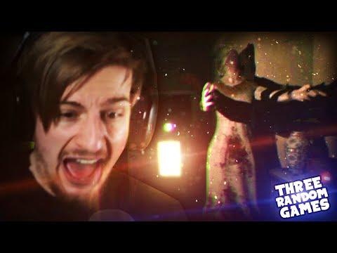 A BEYOND TERRIFYING P.T. REMAKE (My heart guys..) || Three Random Games