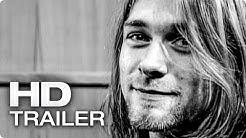 KURT COBAIN: MONTAGE OF HECK Trailer German Deutsch (2015) Nirvana