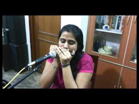 [Prem Pujari] Phoolon Ke Rang Se - Harmonica Cover