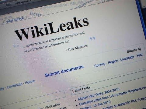 "Jeremy Scahill: WikiLeaks Docs Helped Me Expose the U.S. ""Dirty Wars"""
