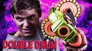 Buzz Bee Double Drum - ISTNE STRZAŁKOBICIE!