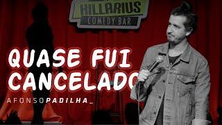 AFONSO PADILHA - MEU ESPECIAL QUASE FOI CANCELADO