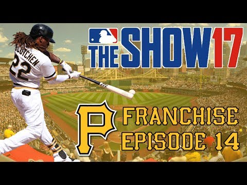 MLB 17 The Show: Pittsburgh Pirates Franchise - YEAR 1 OFFSEASON! [EP14]