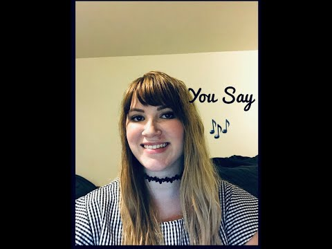 you-say--lauren-daigle-▪️-cover