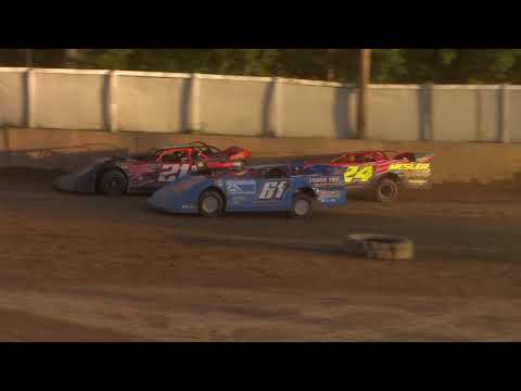 Old Bradford Speedway RUSH Crate Late Model Feature 7-8-18