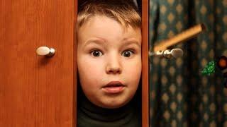 Её девятилетний сын вошел в комнату, и увидел, как они занимаются этим… Внезапно входит Муж.