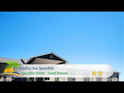 Quality Inn Spearfish - Spearfish Hotels, South Dakota