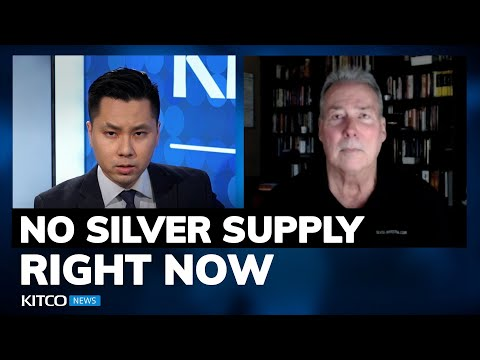 Why you can't buy silver right now; return of 'Hunt Brothers' scenario? David Morgan