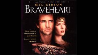 Скачать 02 A Gift Of A Thistle James Horner Braveheart