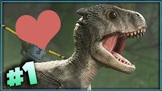 OUR OWN BABY T.REX | Robinson : The Journey (Let