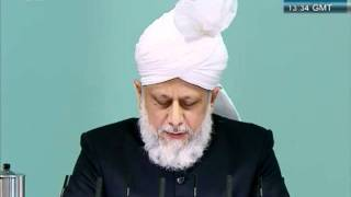 Urdu Friday Sermon 4 November 2011, Blessings of Financial Sacrifice by Ahmadiyya Muslim Community