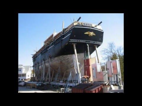 Mystic Seaport Museum _ American _ Mystic , USA