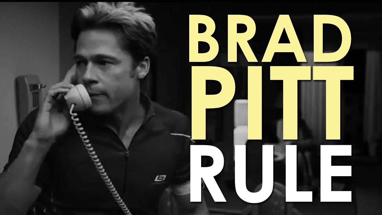 The Brad Pitt Rule | AoM Instructional