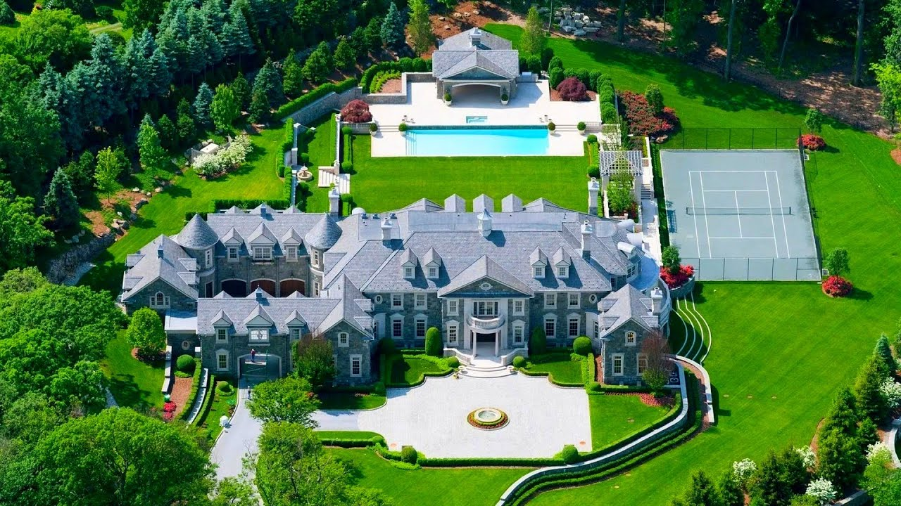 American Masterpiece: the Stone Mansion
