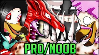 OPERATION KULU-YA-KU - Pro and Noob VS Monster Hunter World Multiplayer! (Kulu Helmet/Easy Crowns)