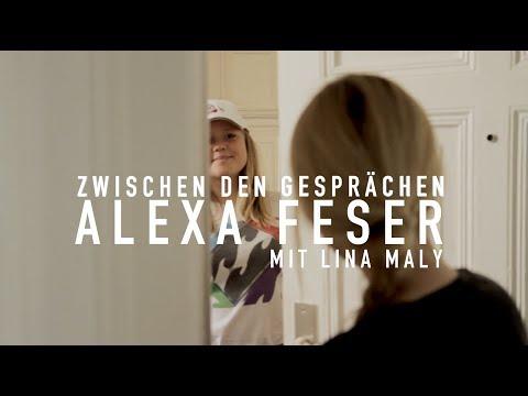 Alexa Feser - Zwischen den Gesprächen mit Lina Maly