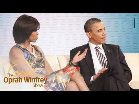 First Lady Michelle Obama Rates the President's Performance | The Oprah Winfrey Show | OWN
