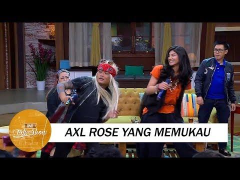 Duet Axl Rose Dengan Jihan Yang Memukau