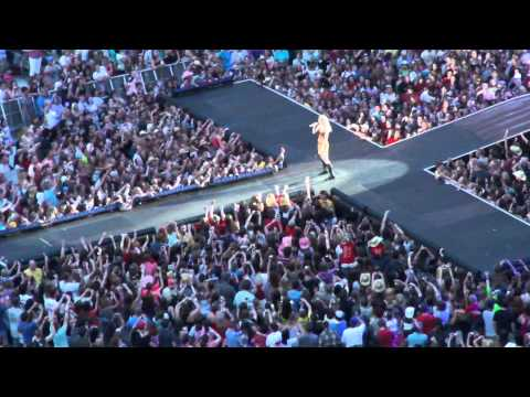 Taylor Swift Sparks Fly Live Pittsburgh HD