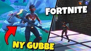 NEW SKINS & ALL DANCE FLOORS IN THIS WEEK'S FORTNITE CHALLENGE