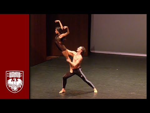 """Dance: The Evolving Language"" with Ashley Wheater"