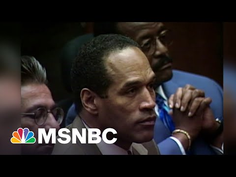 How OJ's 'Guilty' And 'Not Guilty' Verdicts Explain American Justice   MSNBC