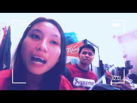 Cinta Jarak Jauh Andra feat Elsa (cover)