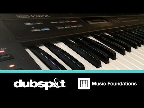 Music Foundations Tutorial - Chord Theory Part 2: Chord Extensions w/ Max Wild