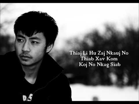 Sek Loso - Jai Sung Ma - Hmong Version - Lub Siab Qhia Kuv - Ger Moua