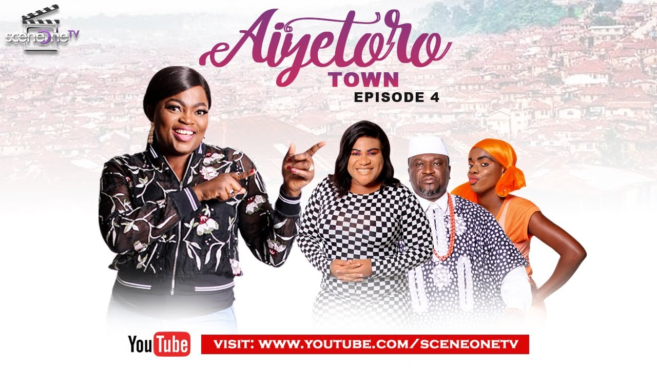 Download Aiyetoro Town Episode 4 - HOME COMING 2