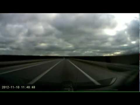 Москва - Чебоксары за 9 минут