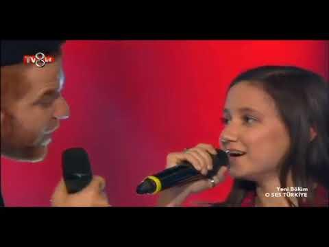 Gökhan ve Aleyna - Yalan Düeti - O Ses Türkiye