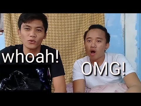 Filipinos reaction